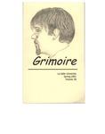 Grimoire Vol. 38 Spring 2001 by La Salle University