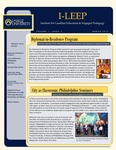 I-LEEP Newsletter Volume 1, Issue 2