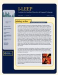 I-LEEP Newsletter Volume 1, Issue 3