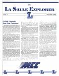 The La Salle Explorer, Vol. 1 by La Salle University