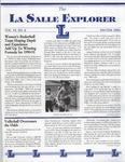 The La Salle Explorer, Vol. 6 No. 2 by La Salle University