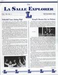 The La Salle Explorer, Vol. 7 No. 1