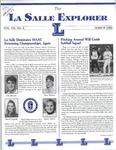 The La Salle Explorer, Vol. 7 No. 4 by La Salle University