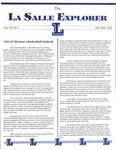The La Salle Explorer, Vol. 7 No. 6 by La Salle University