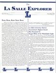 The La Salle Explorer, Vol. 7 No. 7 by La Salle University
