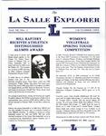 The La Salle Explorer, Vol. 9 No.1