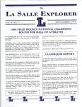 The La Salle Explorer, Vol. 10 No.1 by La Salle University