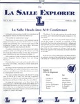 The La Salle Explorer Vol. 10 No.3