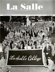 La Salle College Magazine October 1957 by La Salle University