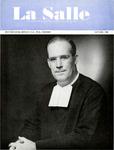 La Salle College Magazine October 1958 by La Salle University