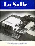 La Salle College Magazine April 1959 by La Salle University