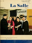 La Salle Magazine April 1963