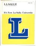 La Salle Magazine Summer 1984