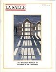 La Salle Magazine Winter 1989-1990