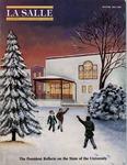 La Salle Magazine Winter 1991-1992
