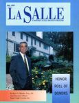 La Salle Magazine Fall 1997 by La Salle University