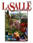 La Salle Magazine Fall 2001