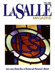 La Salle Magazine Fall 2003