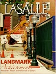 La Salle Magazine Fall 2008 by La Salle University