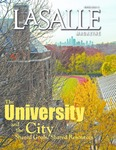 La Salle Magazine Winter 2010-2011 by La Salle University