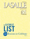 La Salle Magazine Winter 2012-2013 by La Salle University