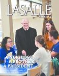 La Salle Magazine Spring 2014 by La Salle University