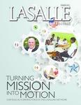 La Salle Magazine Summer 2014 by La Salle University