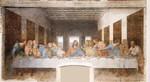 Leonardo da Vinci's Last Supper, 1495-1498