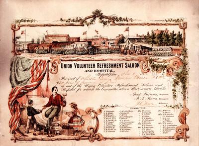 Union Volunteer Refreshment Saloon