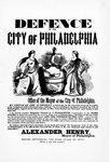 [Defense of the City of Philadelphia]