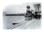 Lincoln's Funeral Train in Philadelphia