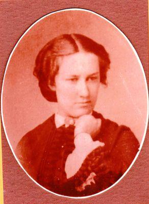 Mary Rebecca Eustis Wister (1844-1944)