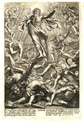 [Theatrvm Polorvm Iesv Christi Dei Hominis.] [Augsburg, Germany, ca. 1677]