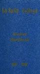 La Salle College Student Handbook 1947-1948