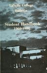 La Salle College Bulletin Student Handbook 1969-1970