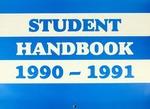 Student Handbook 1990-1991
