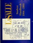 La Salle University Student Handbook 1994-1995
