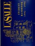 La Salle University Student Handbook 1995-1996 by La Salle University