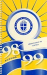 La Salle University Student Agenda 1998-1999
