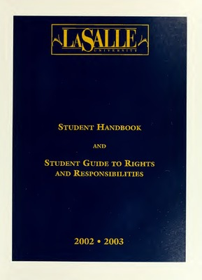 library policies and procedures handbook