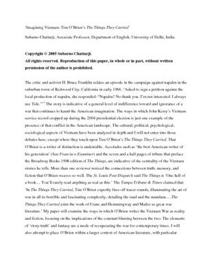 vietnam electronic essay