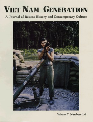 Viet Nam Generation, Volume 7, Number 1-2