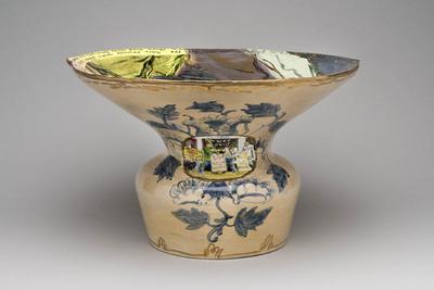Vet Center Vase