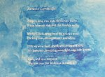 [Artist Proof. Poem by Ho Xuan Huong translated by John Balaban (in Spring Essence). ]