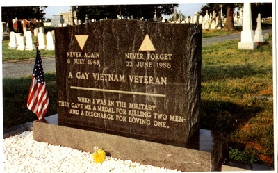 Gay Vietnam Veteran 32