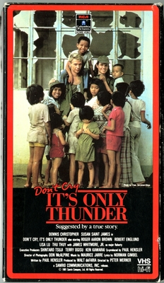 Don't Cry Its Only Thunder